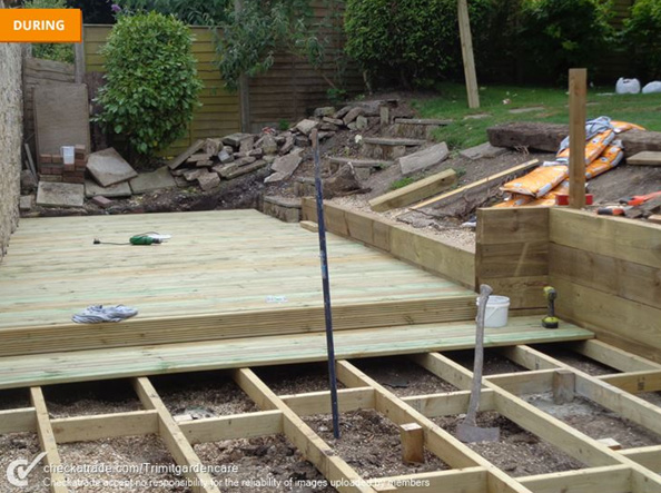 Decking Weymouth Coldharbour Fencing & Landscaping Bournemouth Poole Dorchester Bare Regis, Blandford Forum, Christchurch, Corfe Castle, East Stoke, Parkstone, Swanage