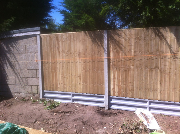 Fencing In Bournemouth - Coldharbour Fencing & Landscaping Bournemouth Poole Dorchester Bare Regis, Blandford Forum, Christchurch, Corfe Castle, East Stoke, Parkstone