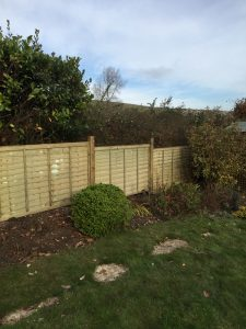 Fencing in Swanage Area - Coldharbour Fencing & Landscaping Bournemouth Poole Dorchester Bare Regis, Blandford Forum, Christchurch, Corfe Castle, East Stoke, Parkstone