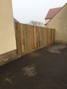 Fencing Wareham Feb17 - Coldharbour Fencing & Landscaping Bournemouth Poole Dorchester Bare Regis, Blandford Forum, Christchurch, Corfe Castle, East Stoke, Parkstone