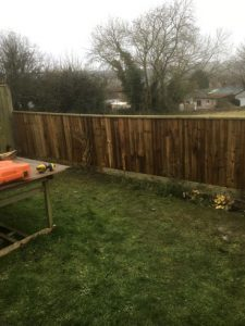 Fencing Wareham Feb18 - Coldharbour Fencing & Landscaping Bournemouth Poole Dorchester Bare Regis, Blandford Forum, Christchurch, Corfe Castle, East Stoke, Parkstone